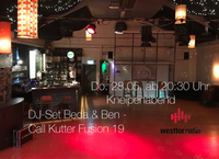 "WesttorRadio Kneipenabend - Beda & Ben ""Call Kutter Fusion 2019"""