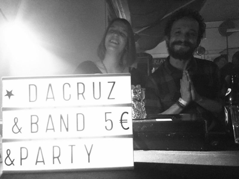 Da Cruz + Party mit Westtor DJs