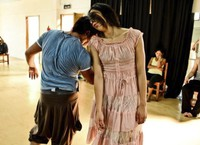Contact Improvisation Dance - may 1 – 5 daily